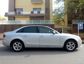 2014 Audi A4 2.0 TDI 177 Bhp Premium Plus AT for sale at low price