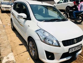 Used Maruti Suzuki Ertiga car ZDI MT at low price