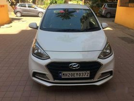 Used Hyundai Xcent car 2018 for sale at low price