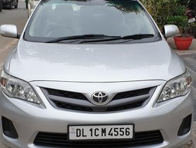 2011 Toyota Corolla Altis 1.8 J(Diesel) for sale