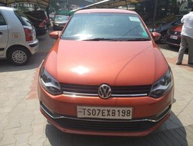 Volkswagen Polo Petrol Highline 1.2L MT 2016 for sale