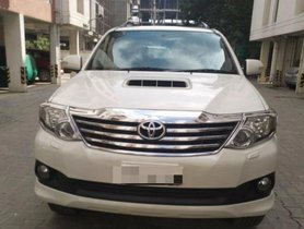 2013 Toyota Fortuner 2.8 2WD AT for sale