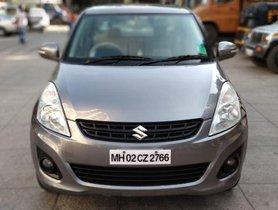 2013 Maruti Suzuki Dzire VXI MT for sale at low price