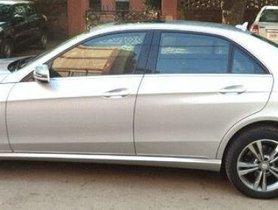 Mercedes-Benz E-Class E250 CDI Blue Efficiency AT for sale