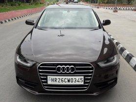 2016 Audi A4 35 TDI Premium Plus AT for sale