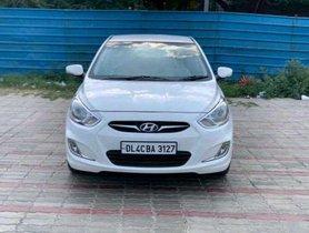 2014 Hyundai Verna 1.6 CRDI MT for sale