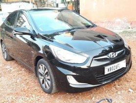 Hyundai Verna 1.4 CX VTVT MT for sale