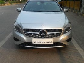 Used Mercedes Benz A Class A200 CDI AT car at low price