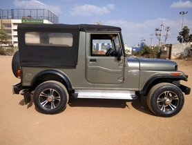 2012 Mahindra Thar  DI 4X4 MT for sale at low price