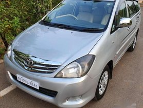 Toyota Innova 2.5 G4 7 STR, 2009, Diesel for sale