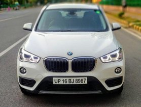 Used BMW X1 sDrive20d Expedition AT 2016 for sale