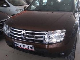 Used Renault Duster 85PS Diesel RxL Option MT 2013 for sale