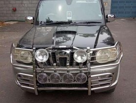 Mahindra Scorpio VLX 2WD Airbag AT BS-IV, 2012, Diesel for sale