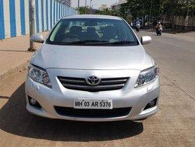 2009 Toyota Corolla Altis G MT for sale