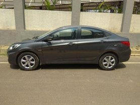 2012 Hyundai Verna 1.6 CRDI MT for sale