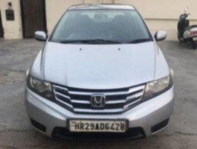 Used Honda City E MT 2013 for sale