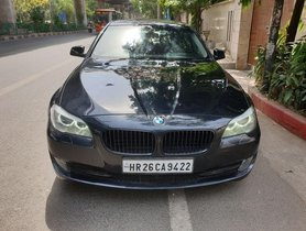 2013 BMW 5 Series AT 2007-2010 for sale