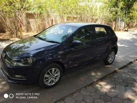 Used Volkswagen Polo car 2015 MT for sale at low price