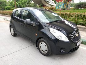 Used 2010 Chevrolet Beat  LS MT for sale