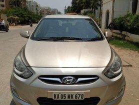 2011 Hyundai Verna 1.4 CRDi MT for sale at low price