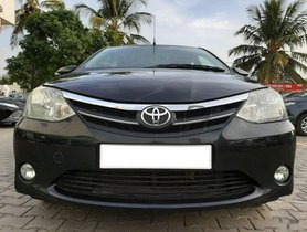 Toyota Platinum Etios VD MT for sale