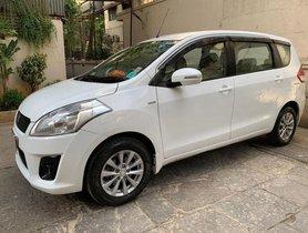 Used Maruti Suzuki Ertiga ZDI MT 2014 for sale