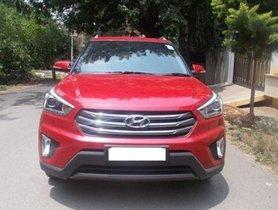 Used 2017 Hyundai Creta 1.6 SX Diesel MT for sale