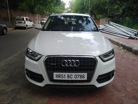 Used 2015 Audi Q3 AT 2012-2015 for sale
