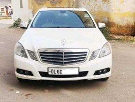 Used 2012 Mercedes Benz E Class  E 200 MT for sale