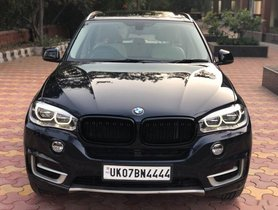 2015 BMW X5  xDrive 30d Design Pure Experience 5 Seater AT for sale at low price