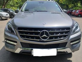 2015 Mercedes Benz M Class  ML 350 4Matic AT for sale at low price