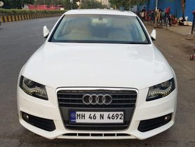 2011 Audi A4  1.8 TFSI AT for sale