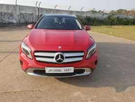 Used Mercedes Benz GLA Class car 2016 for sale at low price