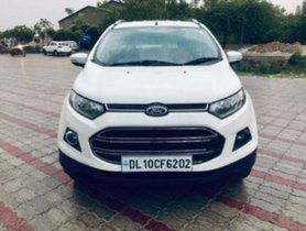 2014 Ford EcoSport 1.5 TDCi Titanium MT for sale at low price