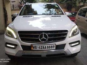 Mercedes-Benz Ml Class, 2014, Diesel for sale