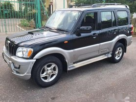 Mahindra Scorpio VLX 2WD Airbag Special Edition BS-IV, 2011, Diesel fs