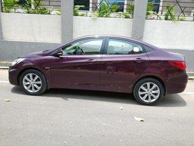 Hyundai Verna  VTVT 1.6 SX MT 2013 for sale