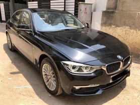 BMW 3 Series 320d Luxury Line Plus AT for sale
