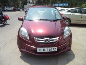 2015 Honda Amaze S i-Vtech MT for sale at low price
