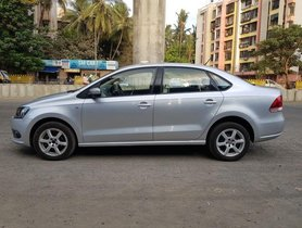 Used Volkswagen Vento Diesel Highline MT 2013 for sale