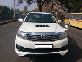 2014 Toyota Fortuner 4x2 AT TRD Sportivo for sale at low price