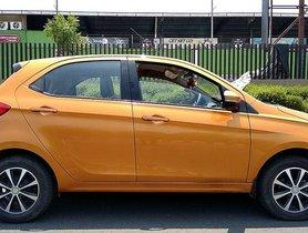 Used Tata Tiago 1.2 Revotron XZ MT car at low price