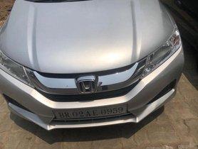 Used Honda City  i-DTEC SV MT car at low price