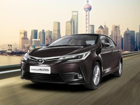 Toyota Corolla Altis To Be Discontinued In India In 2020