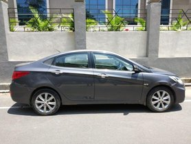 Hyundai Verna VTVT 1.6 SX MT 2012 for sale