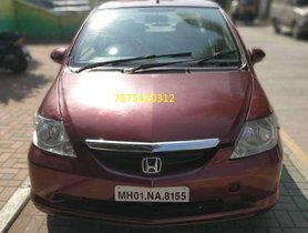 Used Honda City ZX car EXi MT at low price