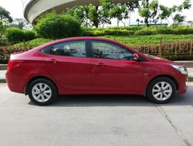 Hyundai Verna 1.6 VTVT MT 2015 for sale