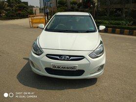 Hyundai Verna 1.6 SX VTVT (O) MT for sale