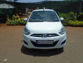 Used Hyundai i10  Magna MT car at low price