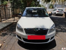 Skoda Fabia 1.2 MPI Classic MT 2011 for sale